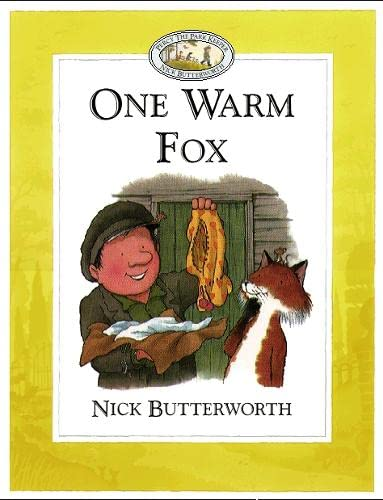 9780006647423: One Warm Fox (Percy the Park Keeper)