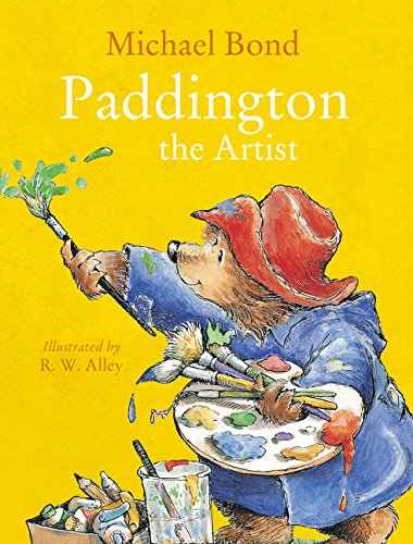 9780006647454: Paddington the Artist (Paddington Library S.)