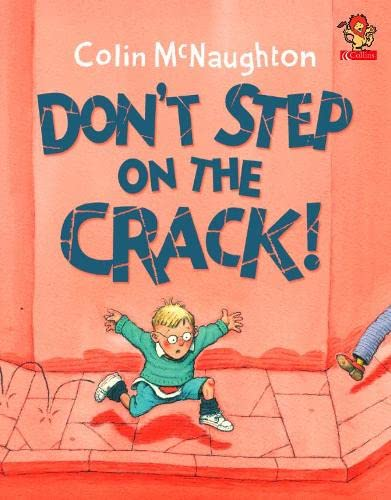 9780006647713: Don't Step on the Crack