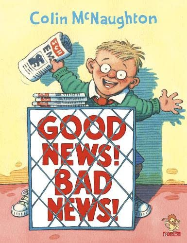 9780006647720: Good News, Bad News (Picture Lions)