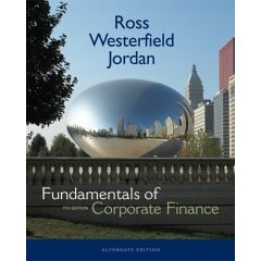 9780006669166: Fundamentals of Corporate Finance, Alternative Edition- Text Only