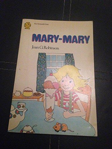9780006705178: Mary-Mary (Armada Lions)