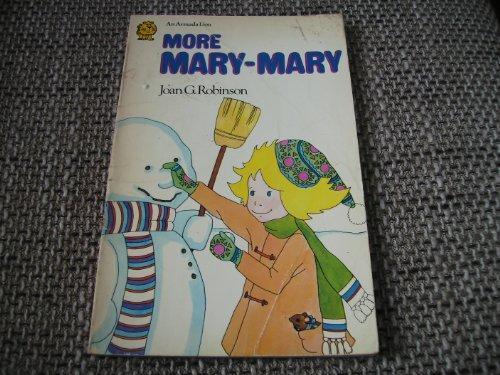 More Mary-Mary (Armada S): Robinson, Joan G