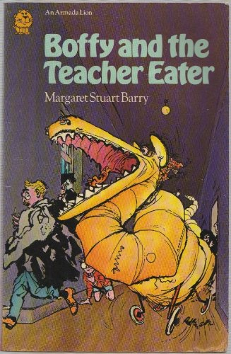 9780006705956: Boffy and the Teacher Eater