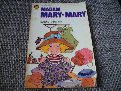 9780006706120: Madam Mary-Mary (Armada Lions S.)