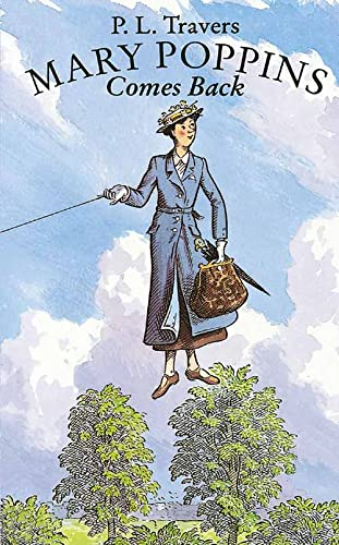 9780006706137: Mary Poppins Comes Back (Armada Lions)