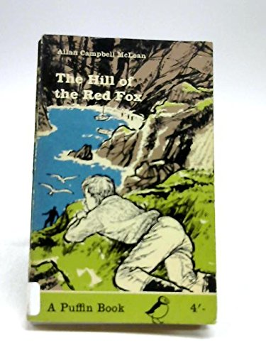 9780006706984: Hill of the Red Fox (Armada Lions S.)