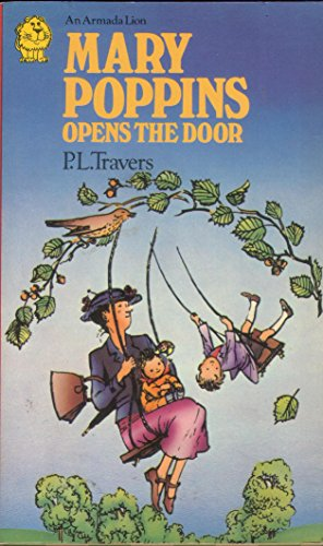 9780006707493: Mary Poppins Opens the Door (Armada Lions S.)