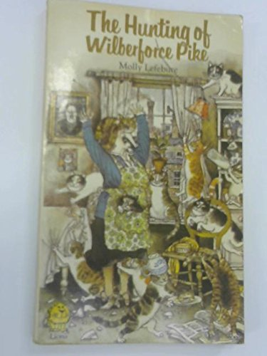 9780006709459: Hunting of Wilberforce Pike (Armada Lions)