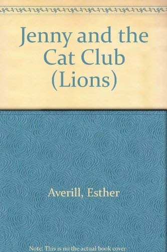 Jenny and the Cat Club (Lions): Esther Averill