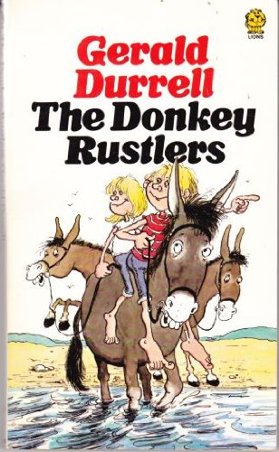 9780006713609: The Donkey Rustlers (Lions)