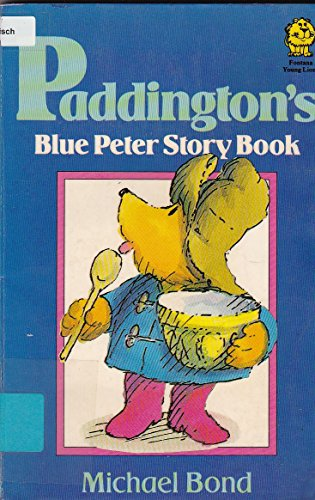 "9780006714170: Paddington's ""Blue Peter"" Story Book (Lions)"