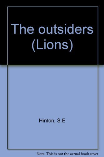 9780006714279: The outsiders (Lions)
