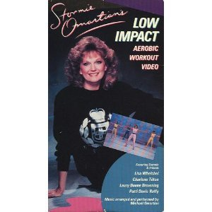 9780006714613: Stormie Omartian's Low Impact Aerobic Workout Video [VHS]