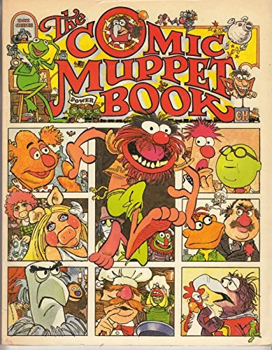 9780006715535: Muppet Comic Book (Lions)