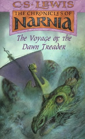 9780006716655: The Voyage of the Dawn Treader (The Chronicles of Narnia, Book 5) (Lions)