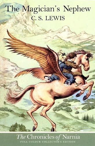 9780006716679: The Magician's Nephew (The Chronicles of Narnia, Book 1) (Lions)