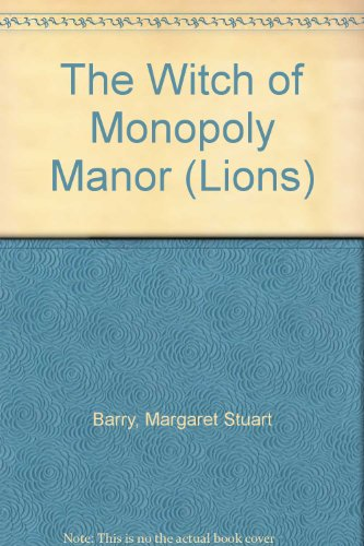 9780006717881: The Witch of Monopoly Manor (Lions)