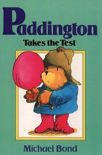 9780006718765: Paddington Takes the Test