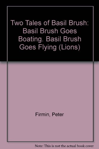 9780006720164: Two Tales of Basil Brush (Lions)