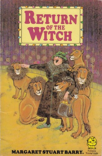 The Return of the Witch (0006720633) by Barry, Margaret Stuart