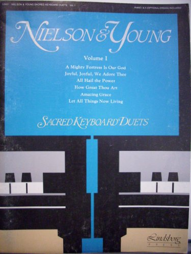 9780006720850: Nielson and Young Sacred Keyboard: Volume 1