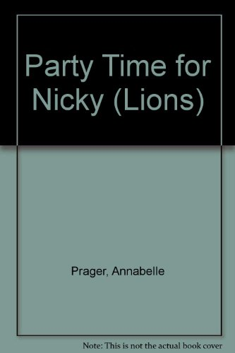 9780006721437: Party Time for Nicky (Lions)