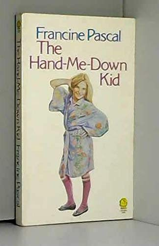 9780006722960: THE HAND- ME- DOWN KID