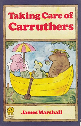 9780006723417: Taking Care of Carruthers (Lions)