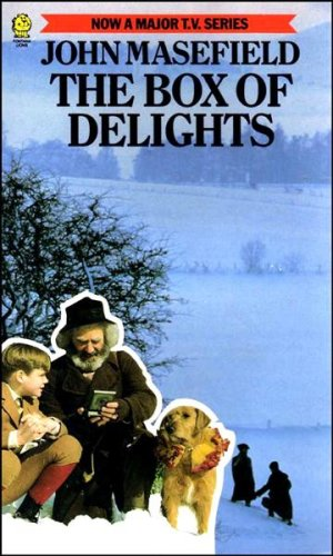 The Box of Delights When the Wolves: Masefield, John