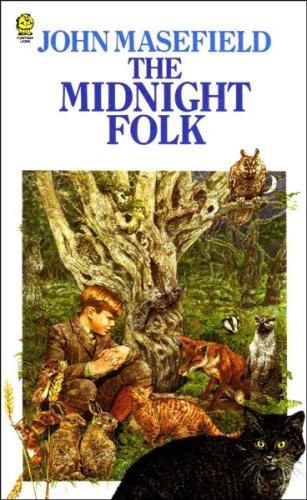 The Midnight Folk (Lions): Masefield, John