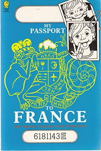 9780006725008: My Passport to France (Lions)