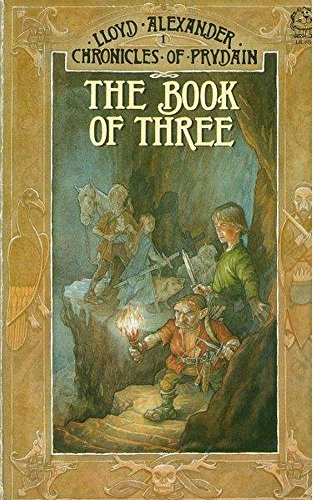 9780006725619: The Book of Three