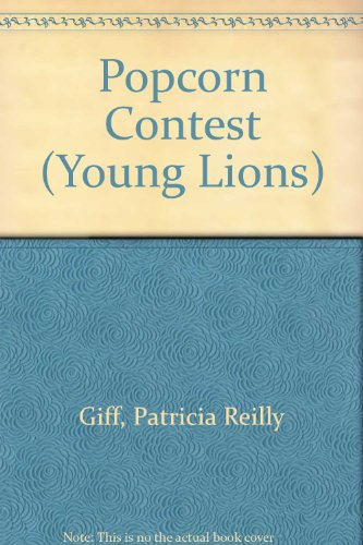 9780006726173: Popcorn Contest (Young Lions)