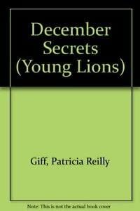 9780006726180: December Secrets (Young Lions)