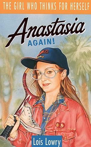 Anastasia Again (Lions): Lowry, Lois