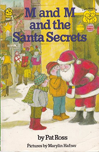 9780006727477: M. and M. and the Santa Secrets (Lions)