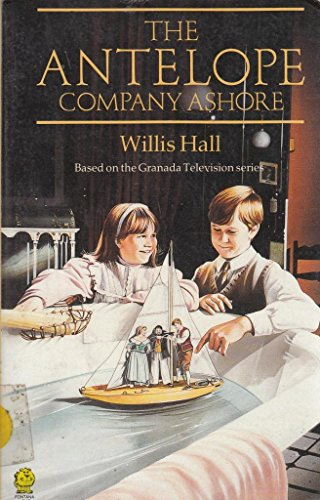 "Antelope"" Company Ashore (Lions): Hall, Willis"