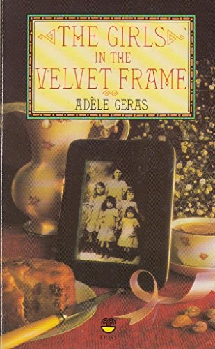 9780006728795: The Girls in the Velvet Frame (Lions)