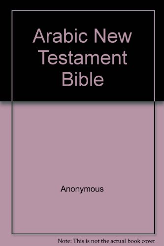 9780006728955: Arabic New Testament Bible