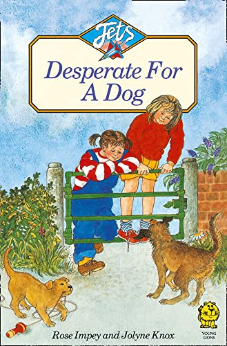9780006730071: Desperate for a Dog (Young Lions)