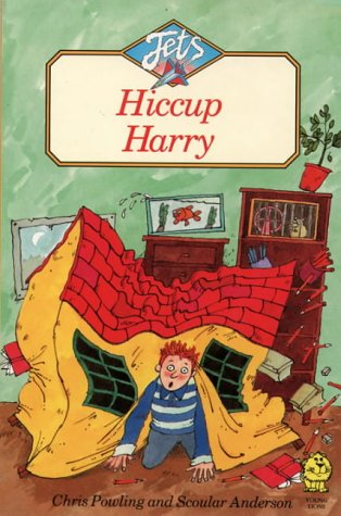 9780006730095: Hiccup Harry (Jets)