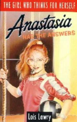 Anastasia Has The Answers (Lions): Lowry, Lois
