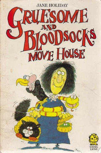 9780006730477: Gruesome and Bloodsocks Move House (Young Lions)