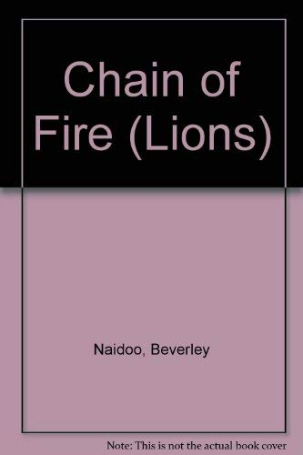9780006730590: chain of fire