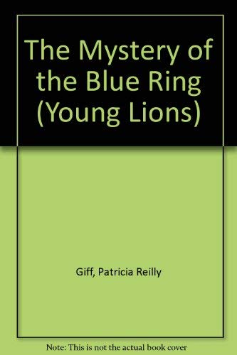 9780006731689: The Mystery of the Blue Ring (Young Lions)