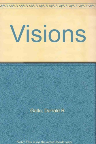 9780006732228: Visions: Short Stories (Lions Teen Tracks)