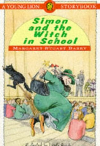 9780006732389: Simon and the Witch in School (Young Lions)