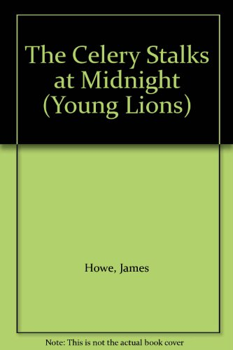 9780006732778: The Celery Stalks at Midnight (Young Lions)