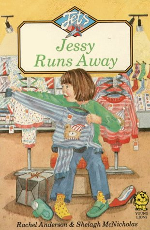 9780006732938: Jessy Runs Away (Jets)